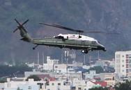 """""""Siêu trực thăng"""" của Tổng thống Donald Trump bay thử tại Đà Nẵng"""