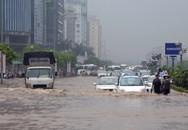 Vì sao nhiều khu đô thị cao cấp ở Hà Nội thành 'ốc đảo' trong mưa?
