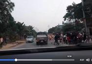 """CSGT và người dân đuổi xe tải vi phạm gần 80km """"gay cấn"""" như phim"""