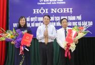 Hải Phòng: Điều động hiệu trưởng trường chuyên Trần Phú làm PGĐ Sở GD&ĐT