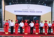 Khai trương Trung tâm báo chí quốc tế phục vụ APEC