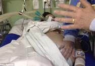 Thai phụ chết não 4 tháng vẫn sinh đôi kỳ diệu