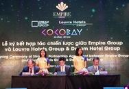 Tập đoàn Empire ký kết với 2 tập đoàn hàng đầu thế giới về quản trị khách sạn