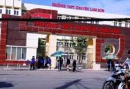 Thanh Hóa: 322 thí sinh bỏ thi không rõ lý do
