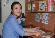 Gặp nữ sinh duy nhất của Hà Tĩnh đỗ vào Học viện Kỹ thuật Quân sự