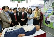 Kỹ thuật tiên tiến thế giới được ứng dụng tại Hội thao kỹ thuật sáng tạo tuổi trẻ ngành y tế