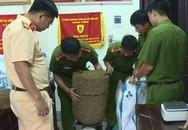 Nghệ An: Bắt giữ 4 đối tượng mua bán, vận chuyển 120 kg cần sa