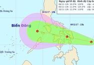 Biển Đông có thể xuất hiện áp thấp nhiệt đới mới
