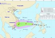 Tin thời tiết hôm nay: Bão vào biển Đông, khả năng xuất hiện vòi rồng