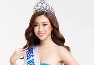 Chia sẻ cảm động của Đỗ Mỹ Linh sau đêm chung kết Miss World 2017