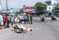 Ba bố con tử nạn sau cú va chạm với taxi