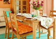 Những bộ bàn ăn đẹp, hiện đại, giá dưới 6 triệu đồng