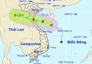 Bão số 2 tăng cấp nhắm Thanh Hóa - Hà Tĩnh, sóng biển cao 5m