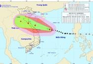 Tin mới nhất về cơn bão số 10: Sóng tâm bão cao tới 10 m