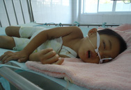 Ngã vào nồi luộc thịt ngày Tết, bé 4 tuổi nguy kịch vì không tiền điều trị