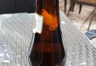 TP.HCM: Tòa án quận 1 chính thức thụ lý vụ chai bia dán nhãn Bia Saigon Export có vật thể lạ
