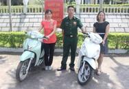 Xe máy mất cắp ở Hà Nội được tìm thấy tại Quảng Ninh