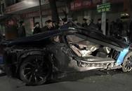 Xe BMW tông vào gốc me, Chủ tịch UBND H.Côn Đảo tử vong