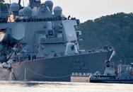 Phát hiện thi thể 7 thủy thủ mất tích ngay bên trong tàu chiến Mỹ bị tàu Philippines đâm trúng