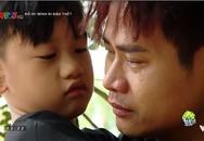 'Bố ơi': MC Hồng Phúc bật khóc khi làm cá vì mắc chứng sợ máu kinh niên