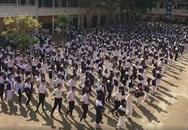"""Thú vị màn nhảy tập thể """"Bống bống bang bang"""" của học sinh Gia Lai"""