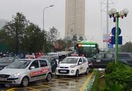 Hà Nội cấm taxi trên nhiều tuyến phố giờ cao điểm