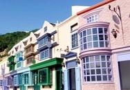Khu biệt thự màu sắc rực rỡ ở Nha Trang tấp nập du khách đến check in