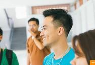 'Thầy giáo hot boy' của Vietnam Idol 2015 trúng tuyển Tàu thanh niên 2017