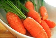 Ăn cà rốt theo cách này sẽ lợi ích tuyệt vời cho sức khỏe