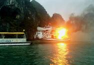 Nếu xảy ra cháy tàu ở Quảng Ninh, ai sẽ chịu trách nhiệm ?