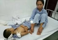 Quảng Ninh: Chồng say rượu chém vợ con dã man