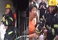 Mẩu giấy của cô gái trẻ cứu 5 người khỏi chết cháy