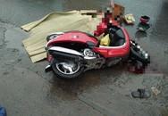 Ngã xe vì trời mưa, cô gái trẻ tử vong tại chỗ dưới gầm xe tải
