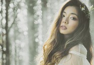 Con gái của Hoa hậu Điện ảnh 1992 khoe nhan sắc ngọt ngào gợi cảm