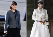 Chiêm ngưỡng nhan sắc công chúa Nhật Bản tử bỏ địa vị Hoàng gia để kết hôn với thường dân