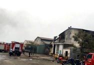 Hai công nhân tử vong trong đám cháy nhà xưởng ở Bình Dương