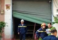 5 người chạy lên sân thượng thoát chết trong công ty in vải bốc cháy ngùn ngụt