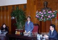 Phó Thủ tướng gặp mặt thầy thuốc, chuyên gia y tế