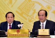 """Họp báo Chính phủ tháng 3: """"Nóng"""" chuyện vỉa hè và vụ bổ nhiệm bà Quỳnh Anh"""