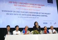 Đề án kiểm soát mất cân bằng giới tính khi sinh sau 1 năm triển khai: Chủ động vượt qua những khó khăn