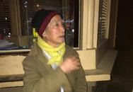 Cụ ông 87 tuổi bị lẫn, đi lạc trong đêm được các chiến sĩ công an giúp đỡ tìm ra người nhà