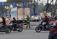 Đi bộ qua đường, cụ ông 81 tuổi bị xe tải tông chết tại chỗ