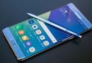 7 smartphone cao cấp có cảm biến vân tay mặt trước