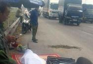 Dắt xe bể lốp đi dưới trời nắng nóng, một người chết