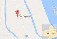 Đi nhặt lá dừa, 2 bé gái tử nạn dưới con rạch gần nhà