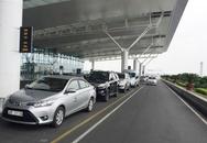 """Đi Nội Bài chỉ 150 ngàn: Taxi sân bay thời dìm nhau đến """"chết"""""""