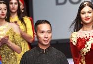 Màn chào sân ấn tượng của NTK Việt 'cấm cửa' mẫu trơ xương tại Couture Fashion Week