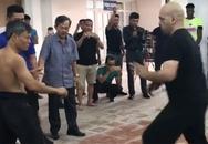 VIDEO: Võ sư Đoàn Bảo Châu giao đấu cao thủ Vịnh Xuân Pierre Francois Flores