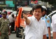 Ông Đoàn Ngọc Hải công khai số điện thoại cho người dân phản ánh vỉa hè