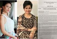 Nghệ sĩ Xuân Hương nộp đơn khởi kiện Trang Trần